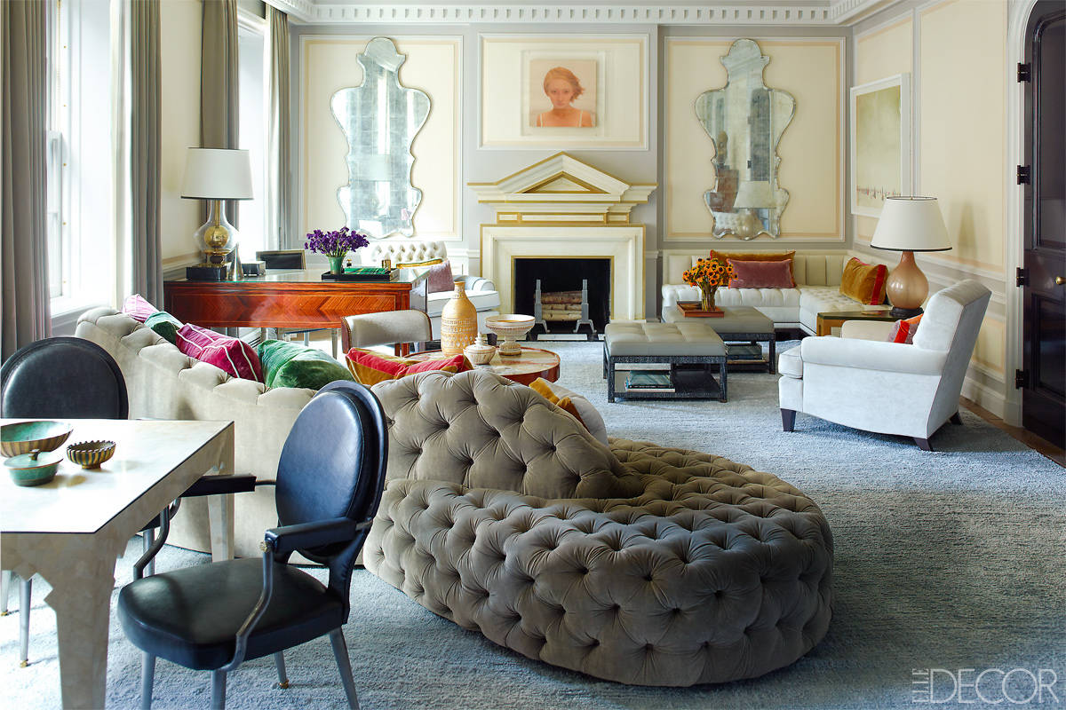 Steven Gambrel Manhattan Home Manhattan Apartment Design
