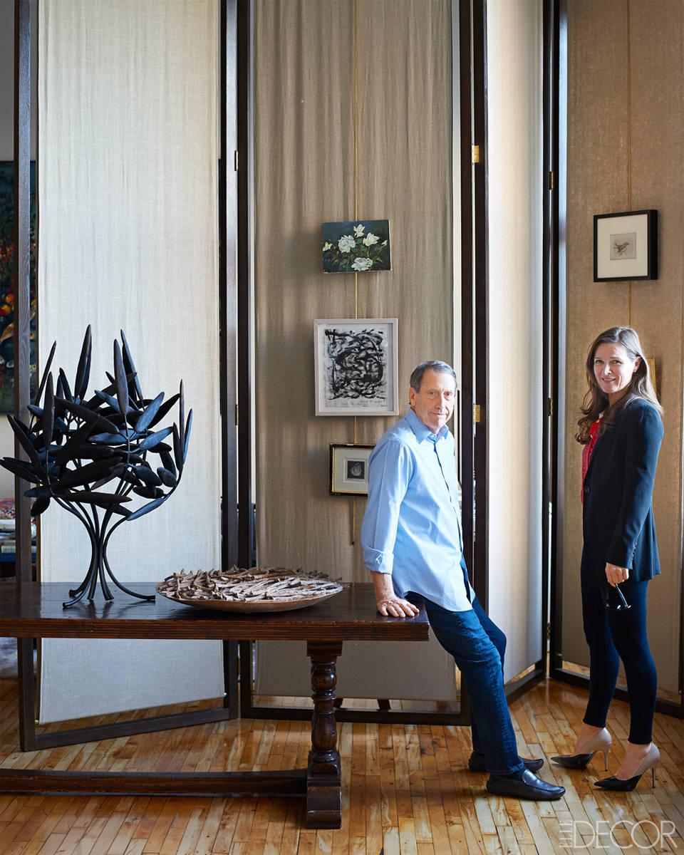 New York City Loft: Richard Mishaan Manhattan Loft