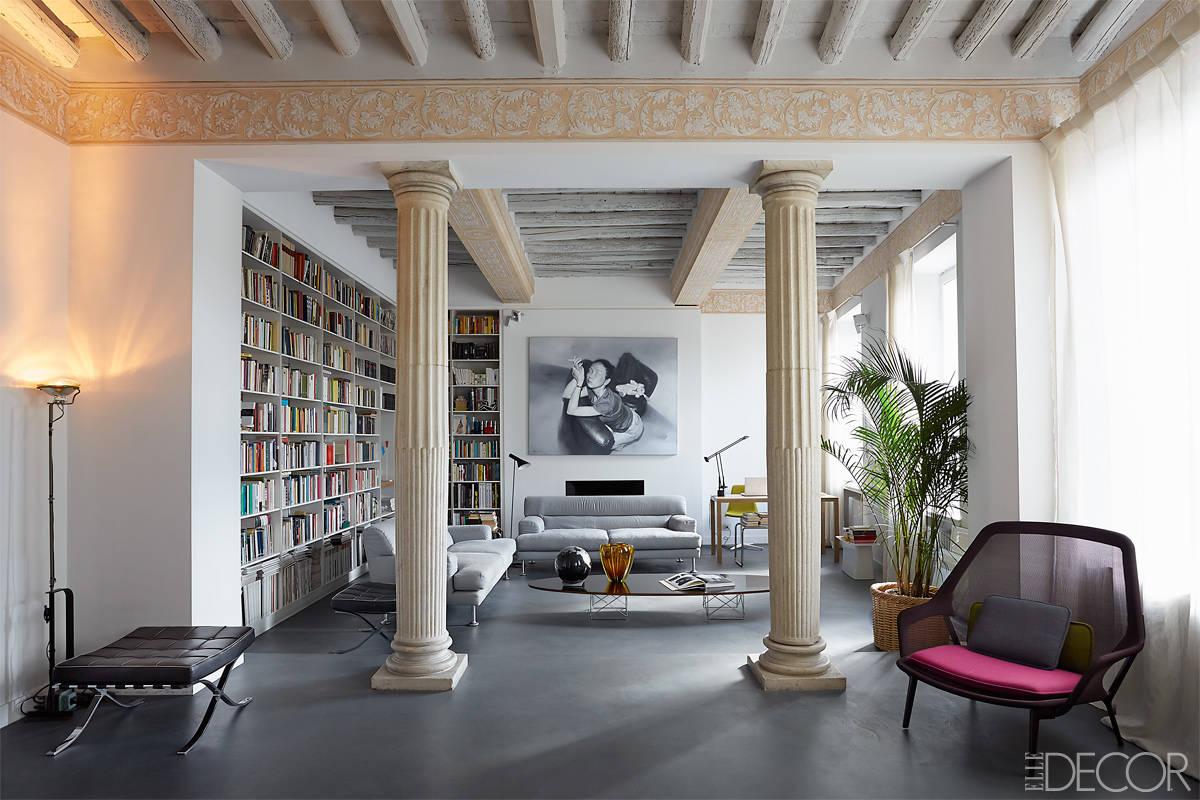 Rome Apartment Photos Roman Interior Design