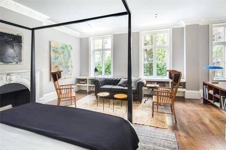 Celebrity homes robin williams
