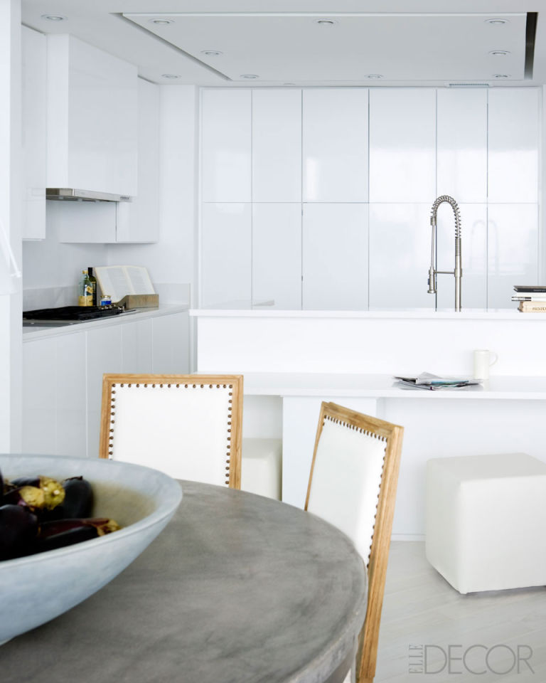 Kitchen Art South Florida: Modern Condo Design
