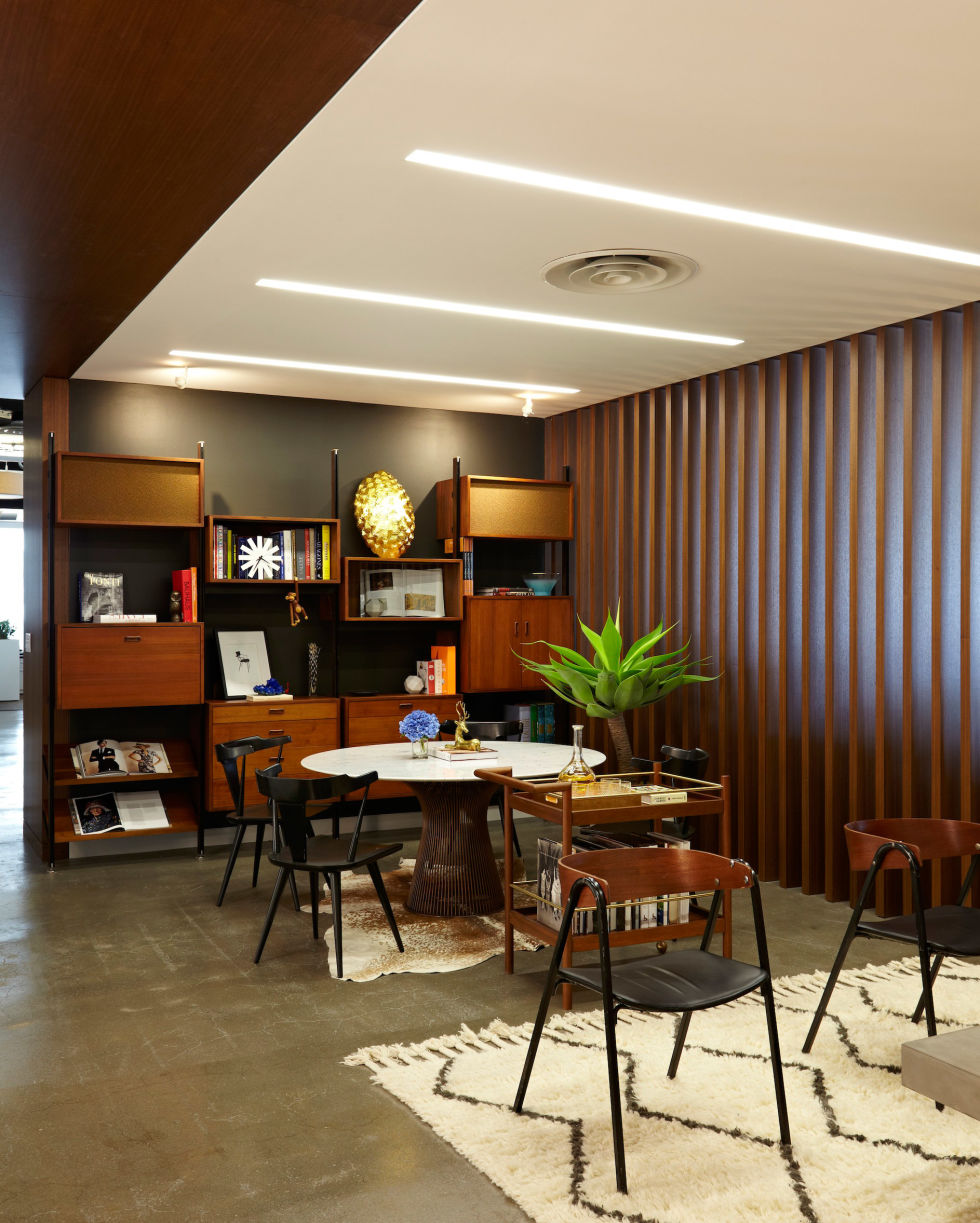1stdibs office stylish office design