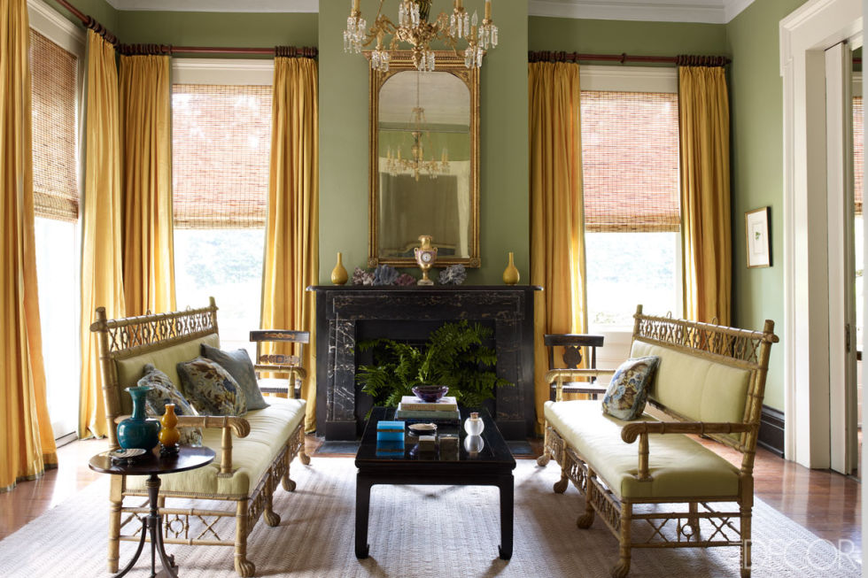 Greek Revival Interiors Julia Reeds New Orleans House