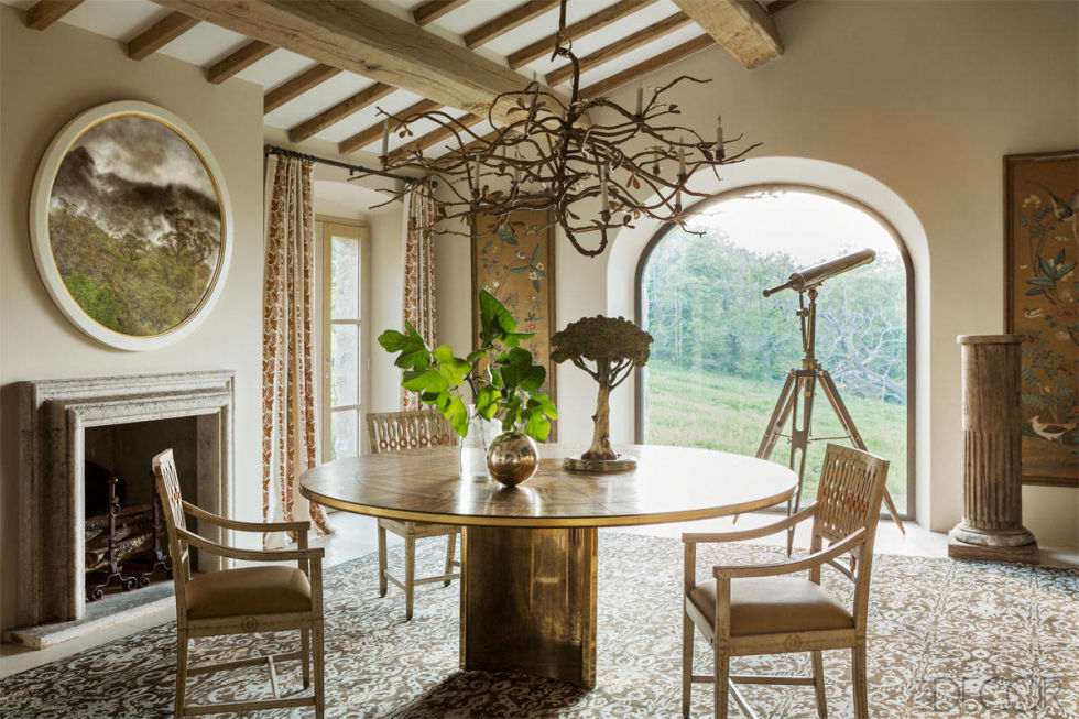 House Tour A 17th Century Italian Farmhouse