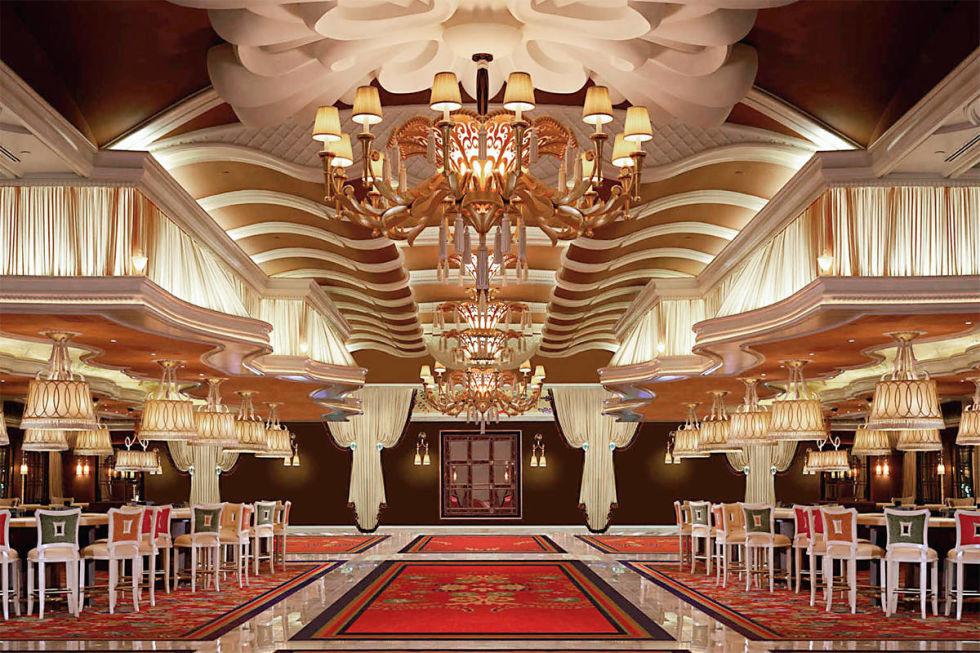 Roger Thomas Las Vegas Design Wynn Resorts Design