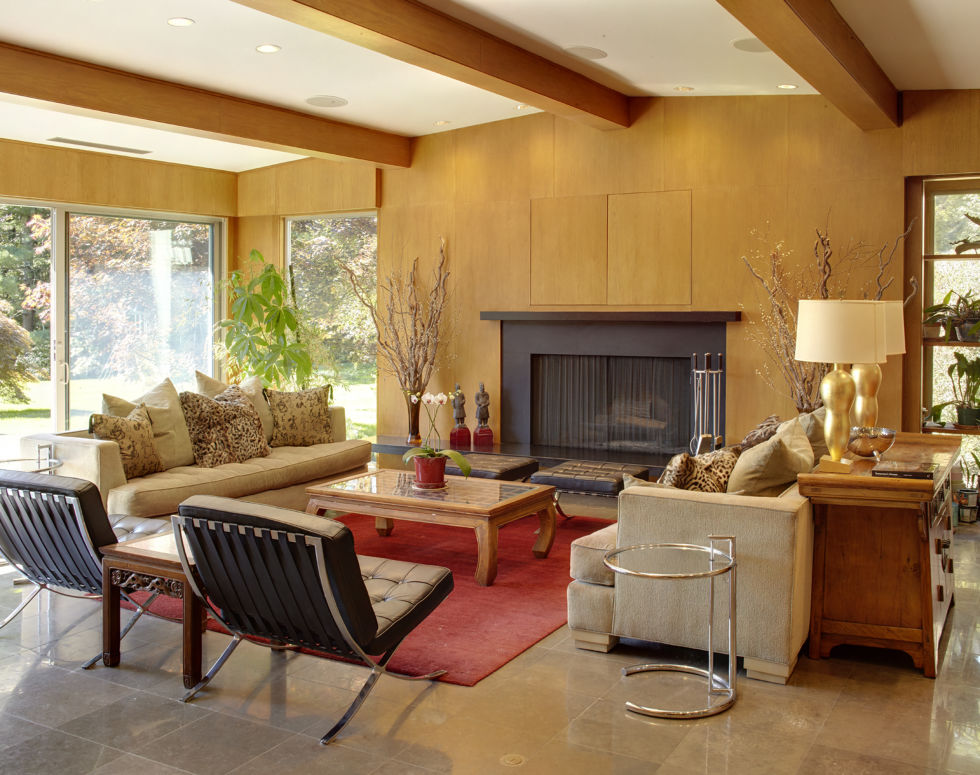 10 Mid Century Living Rooms Best Midcentury Modern