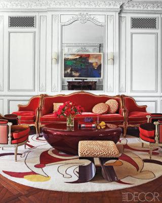Robert Couturier Decorates A Manhattan Apartment