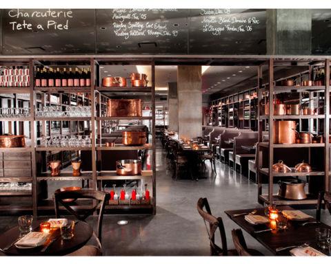 James beard foundation nominees for best restaurant design for Tom hoch interior designs inc