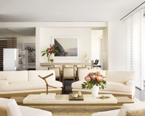 A miami beach house in the sky decorated by b five studio for Beach apartment decor