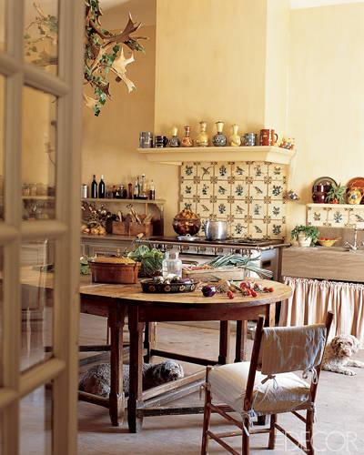 15 Rustic Kitchen Decor Ideas
