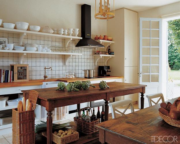 Farmhouse Kitchen Design Ideas modern farmhouse kitchen design ideas by minacciolo interior fans 15 Rustic Kitchen Decor Ideas Country Kitchens Design Elle Decor