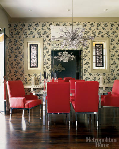 Feast Your Eyes Gorgeous Dining Room Decorating Ideas: Contemporary Dining Rooms Photos