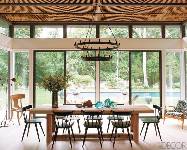 Amagansett homes victor and athen calderone s beach house - Decoracion rustica moderna ...