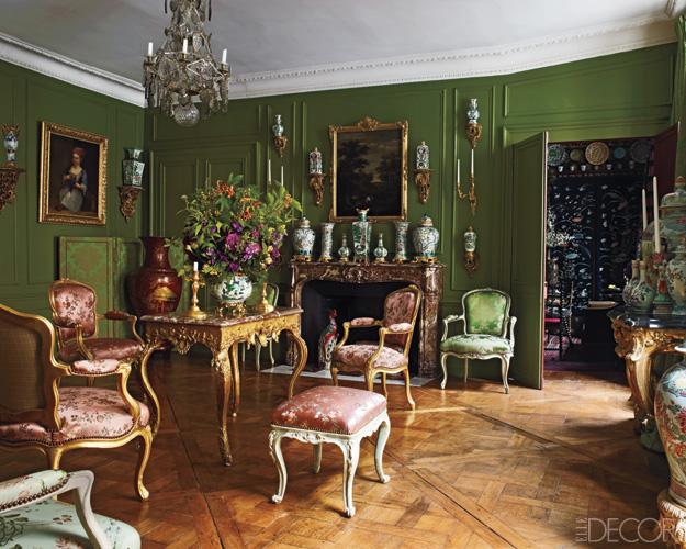 Andrew Gn S Paris Apartment