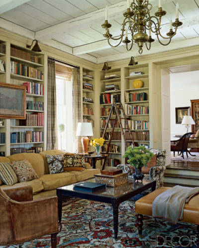 Decorating with books for Interior design and decorating books