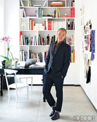 Jason wu new york studio fashion designer jason wu for Jason wu fashion designer