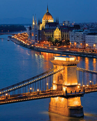 Raul Barreneche: Places To Go In Budapest