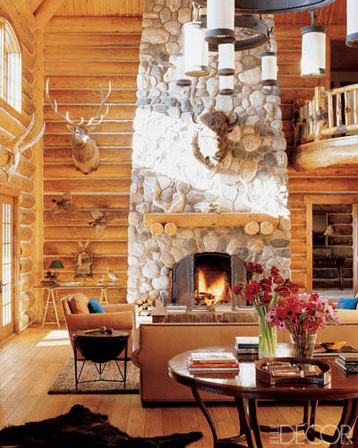 Luxury mountain home pictures mountain view homes Mountain home interiors