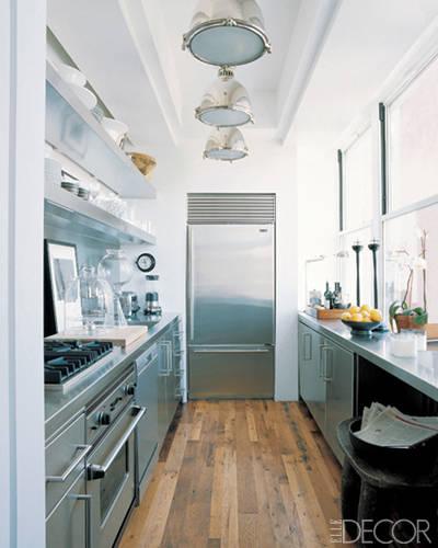 8 Timeless Kitchens ELLEDECOR