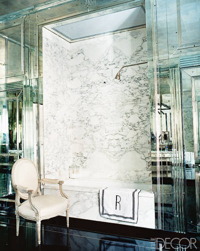 Designer miles redd interview miles redd design for Bathroom elle decor