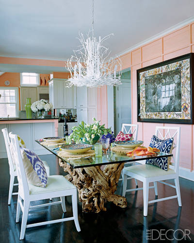 Palm Beach Chic Circa 1990s: 11 Of The Most Beautiful Rooms In The Hamptons
