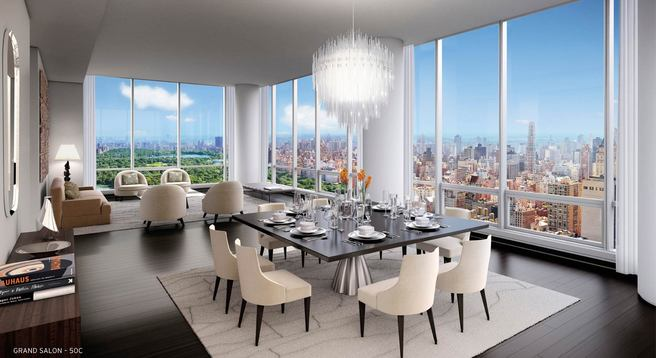 Itu0027s Hard To Shock New Yorkers, But In A City With Absurdly Priced Real  Estate, Itu0027s Reassuring To Know That A $100 Million Apartment Sale Has The  Power To ...