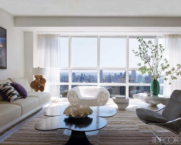 Interior Designer Robert Couturier Designs A Modern Apartment