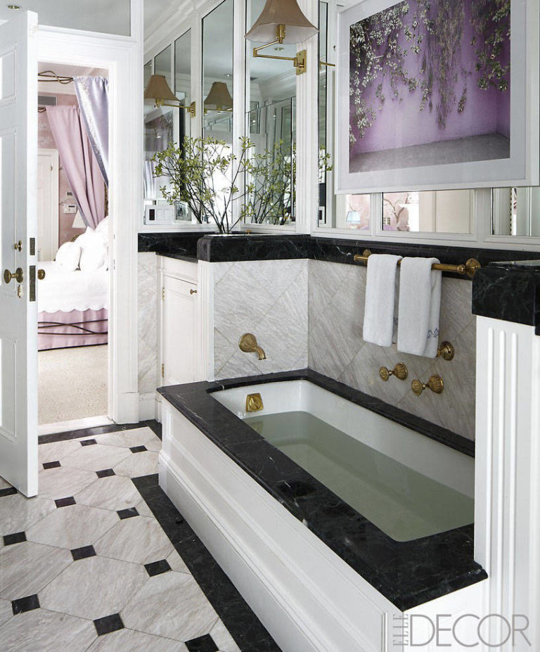 The most popular rooms of the week for Latest small bathroom designs