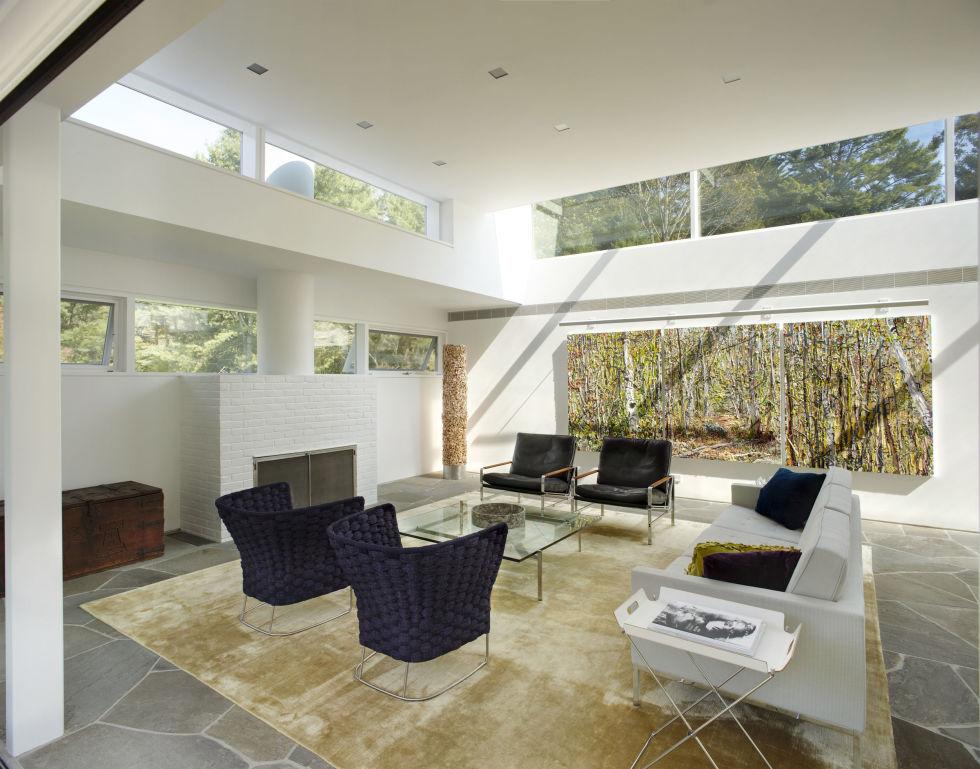 Mid Century Modern Design Ideas stylish mid century living rooms Breuer House 2