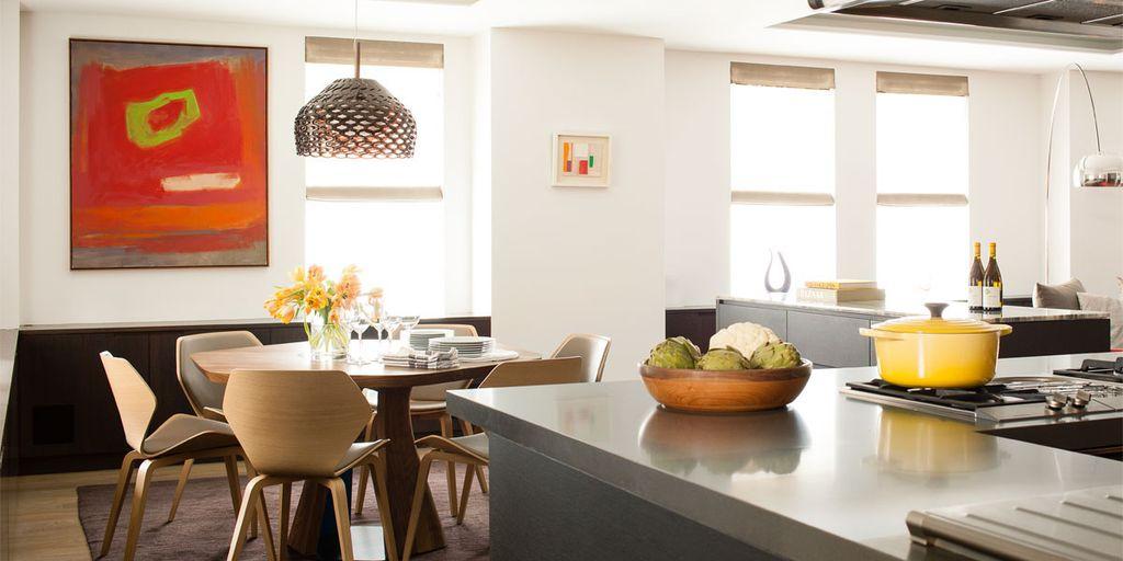 Designer Kitchen Renovation Tips Daniel Boulud 39 S Manhattan Home Kitchen