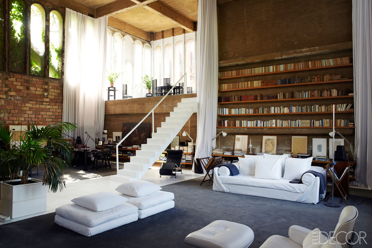 Barcelona Decor Ricardo Bofill Architecture