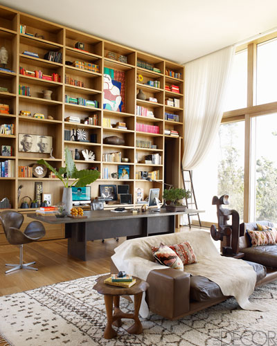 The most popular rooms of the week for Library living room ideas