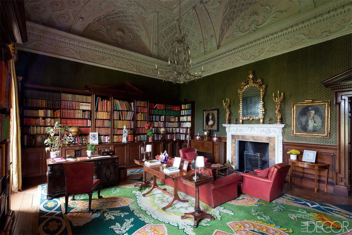 Russborough House Ireland - Irish Country Estate Design
