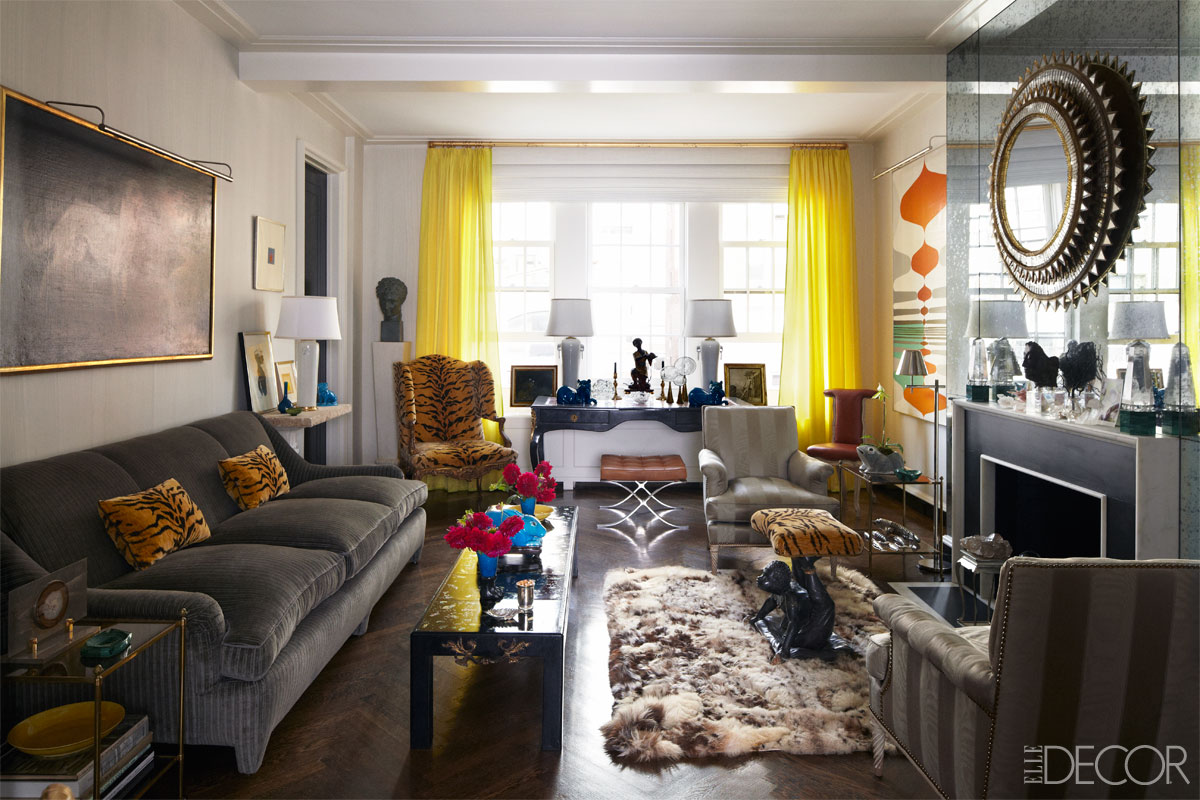A List Interior Designers From Elle Decor Top Designers