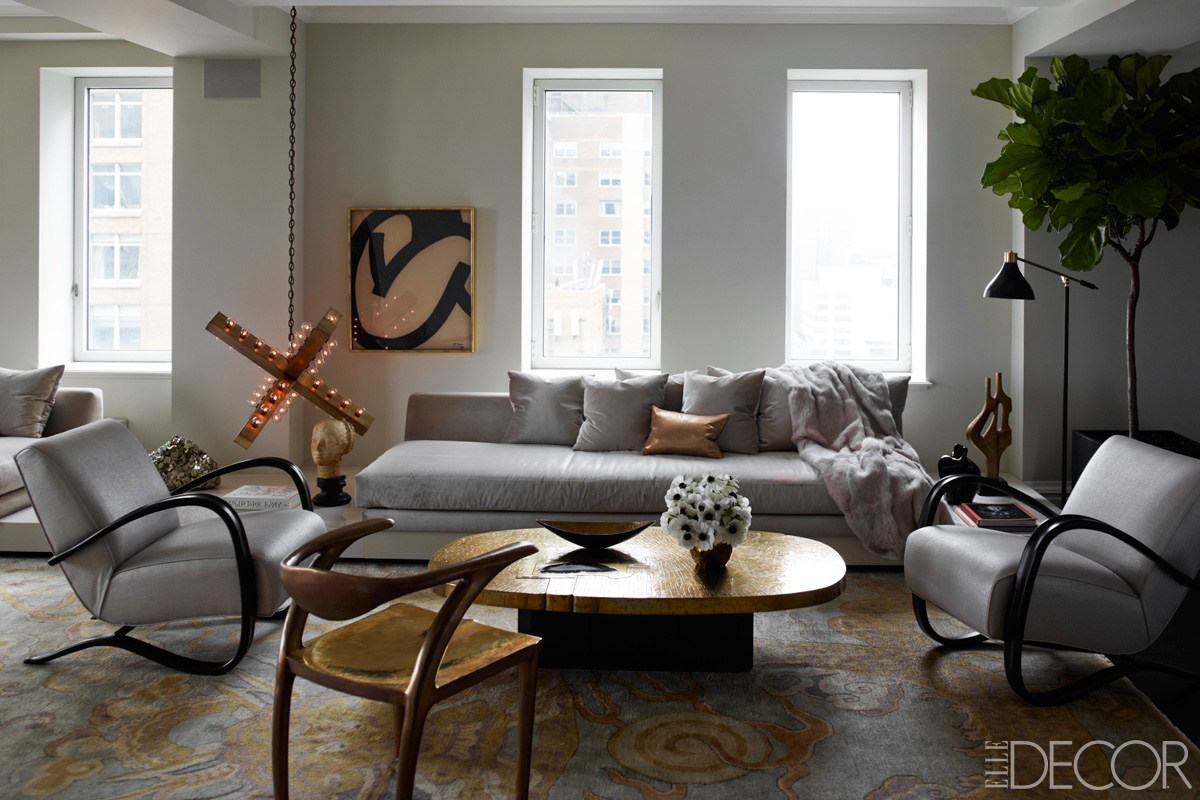 Ivanka trump and jared kushner 39 s home inside ivanka for Sofas in nyc
