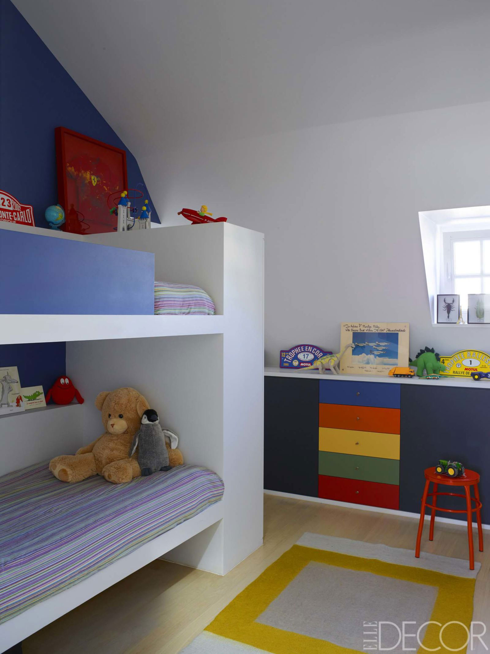 15 Cool Boys Bedroom Ideas - Decorating a Little Boy Room on Small Bedroom Ideas For Boys  id=95975