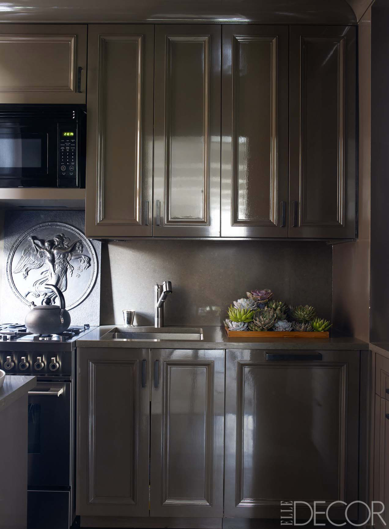 What Your Kitchen Counters Say About You on Counter Decor  id=52711