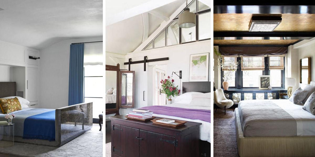 30 Best Bedrooms In Celebrity Homes - Celebrity Master ... on Best Master Bedroom Ideas  id=94839