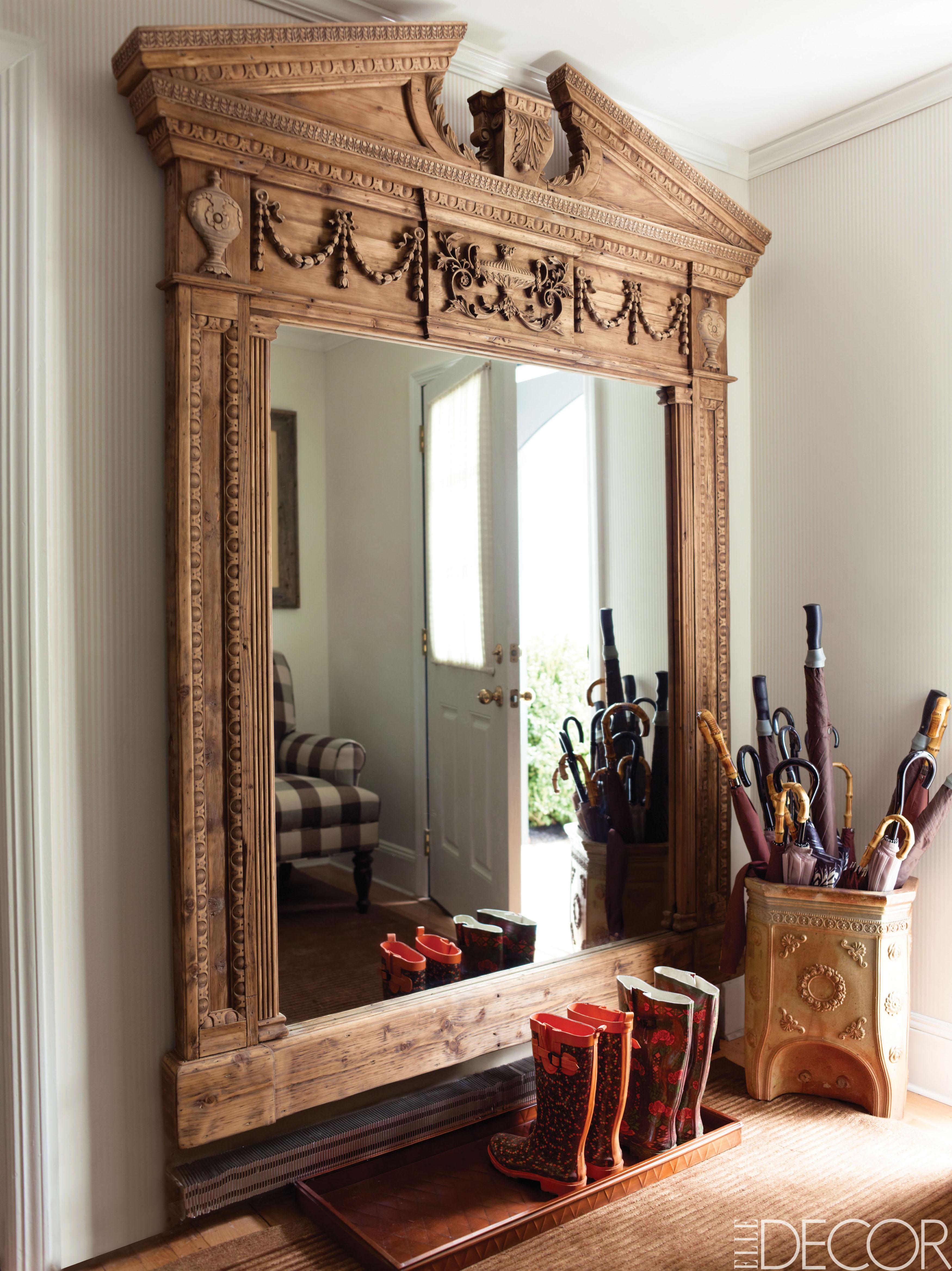 Mirror Decorating Ideas - Interior Design Ideas For Mirrors