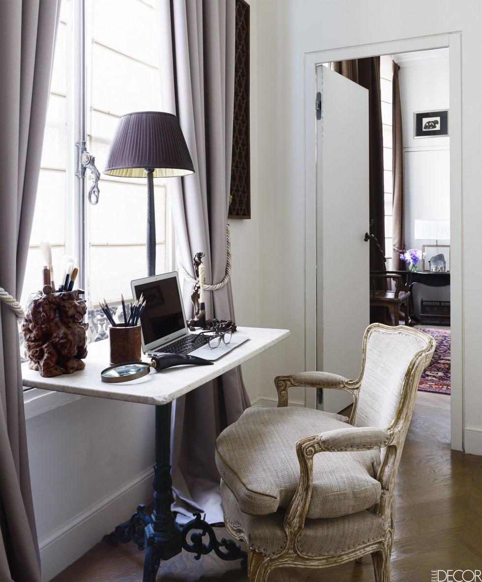 Pied À Terre Paris house tour: east meets west in a sophisticated paris pied-À