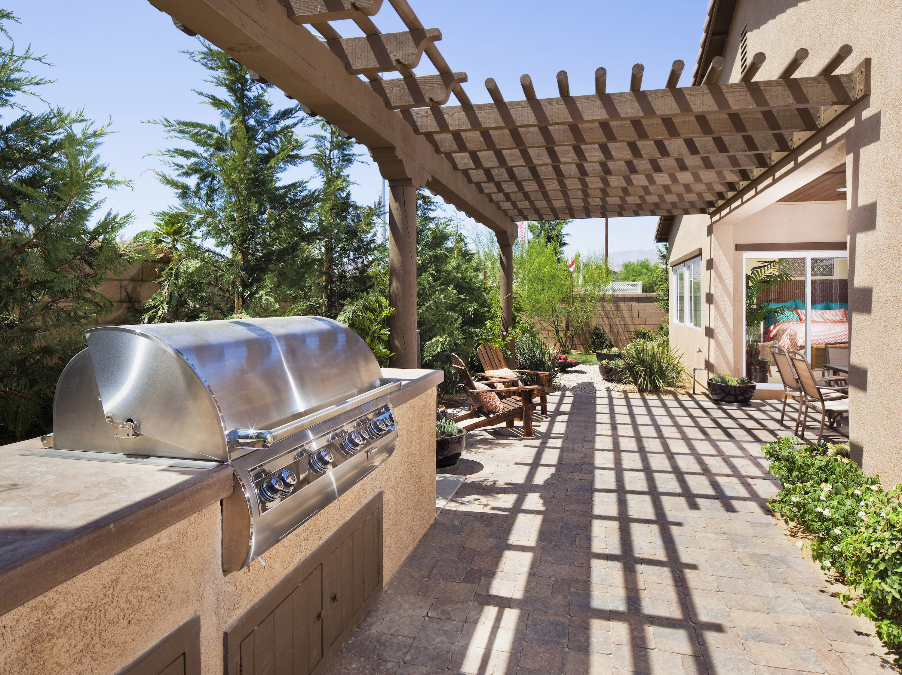 15 Outdoor Kitchen Design Ideas - Tips For Outdoor Cooking on Patio Kitchen Designs id=50702