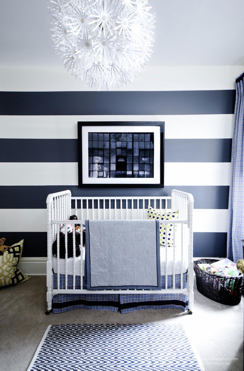 7 Baby Boy Room Ideas - Cute Boy Nursery Decorating Ideas