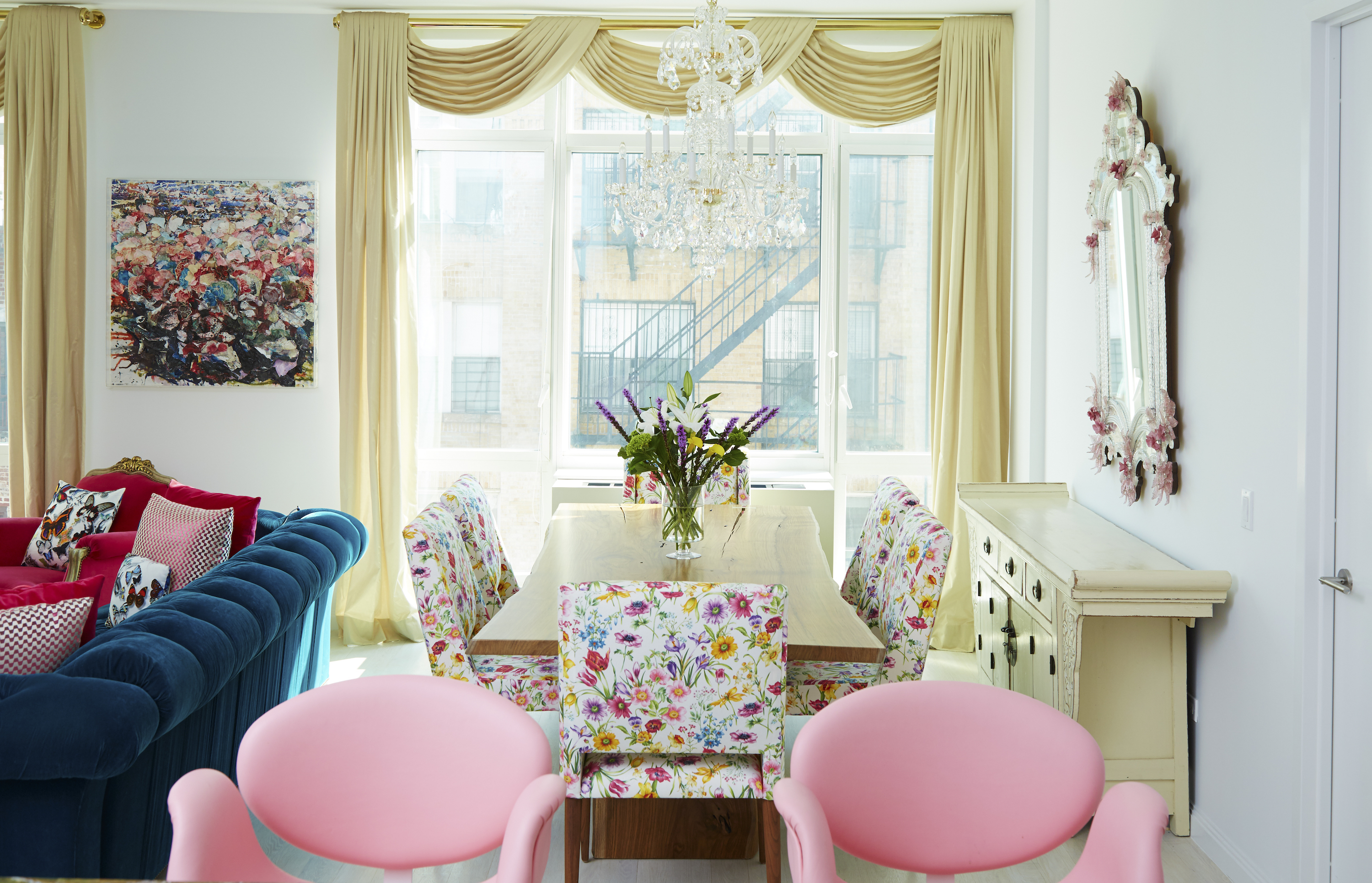 60 Best Home Decorating Ideas - How To Design A Room on Dining Room Curtains Ideas  id=31168