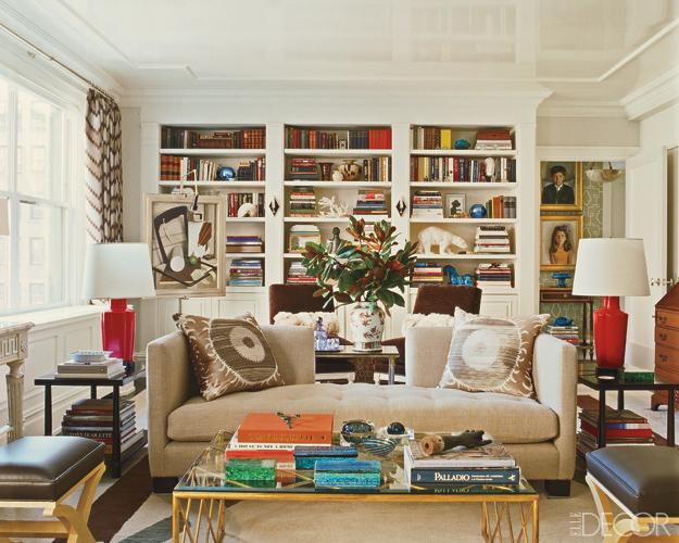 Decorating Ideas: A Designer's Manhattan Apartment is Fit ...